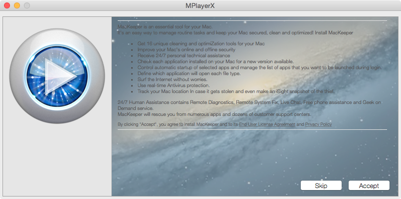+как удалить mackeeper +с mac