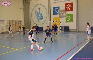 2 Зимний чемпионат ЖФЛ по мини-футболу