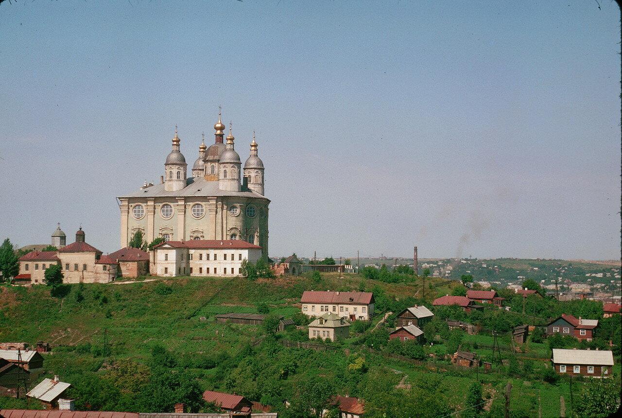 Смоленск. Успенский собор