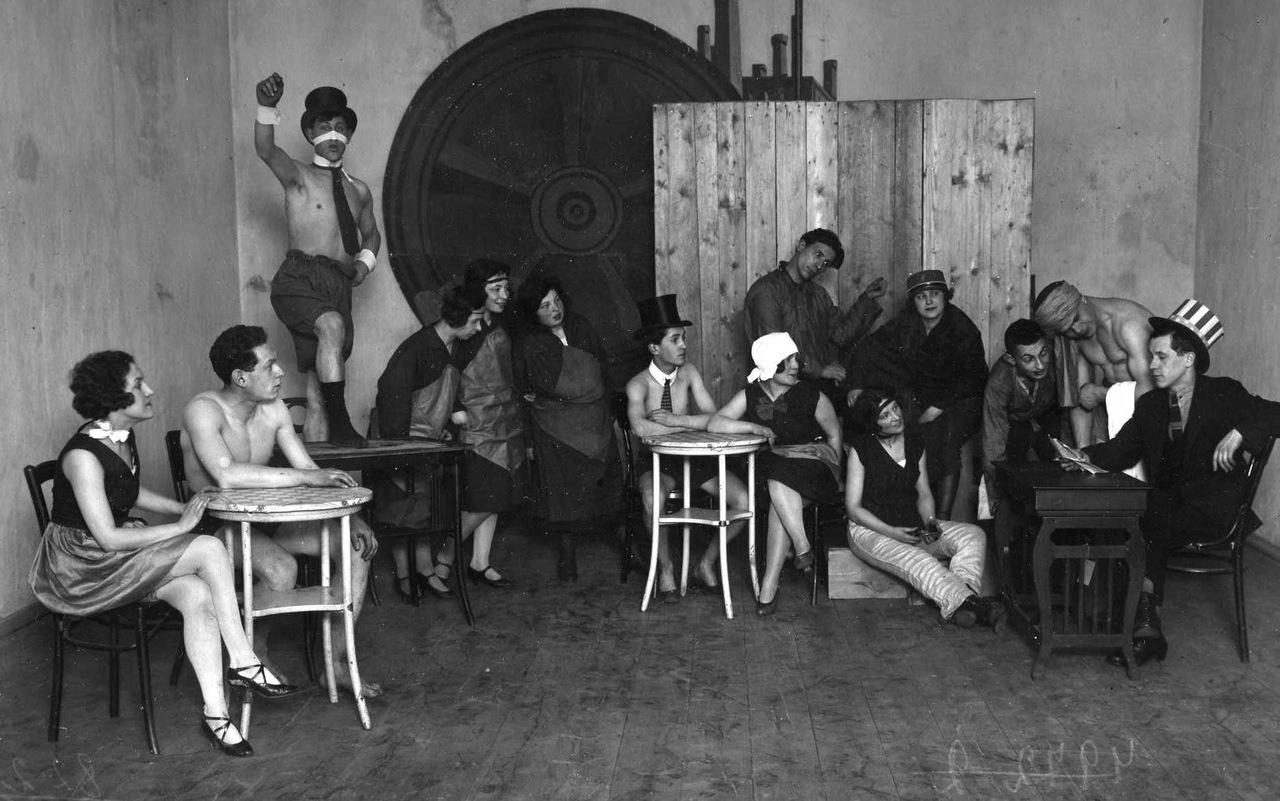 1929. Ленинград.