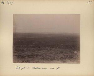 6.7.1887. Вид на Вилкисиста в послеобеденное время
