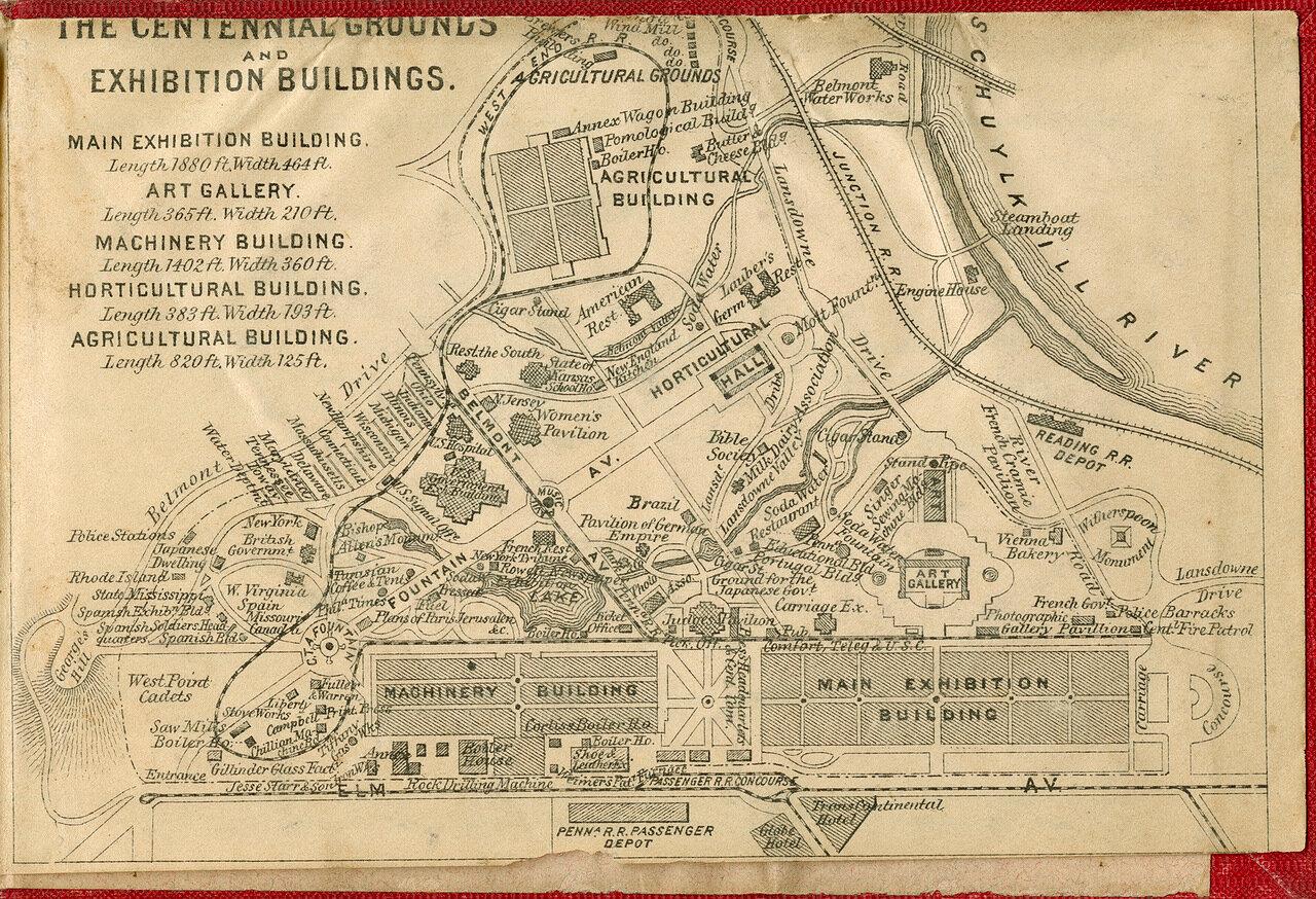 4. Карта выставки