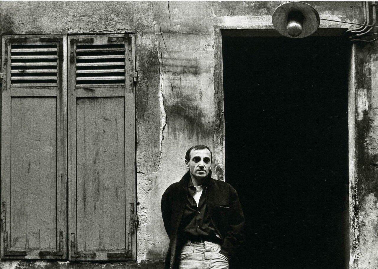 1959. Шарль Азнавур