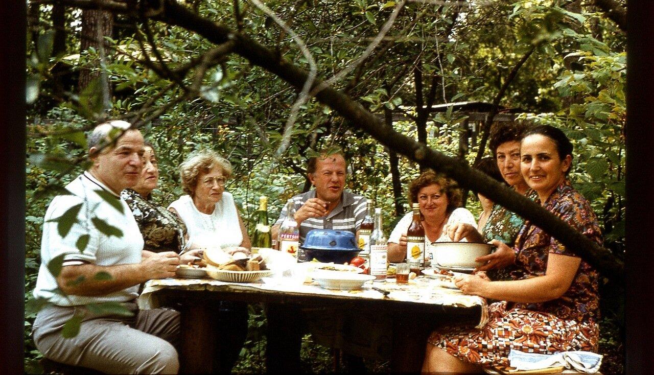 Застолье 1982 года