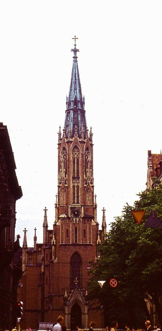4. Собор  Святой  Гертруды