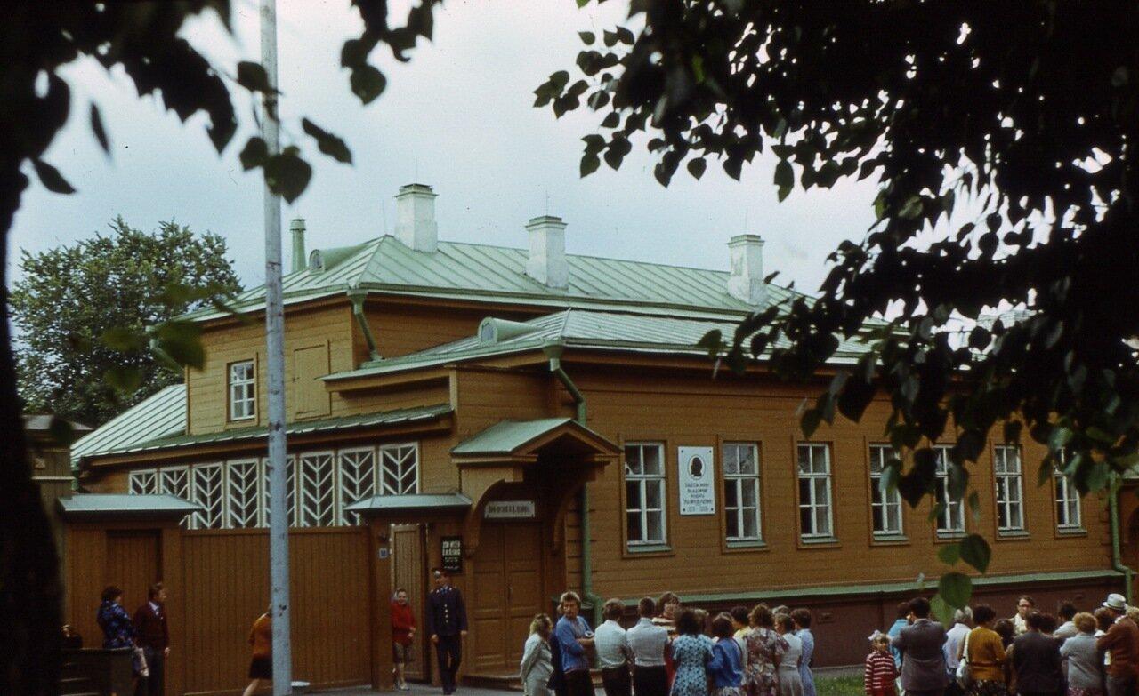 90.  Дом-музей  семьи  Ульяновых