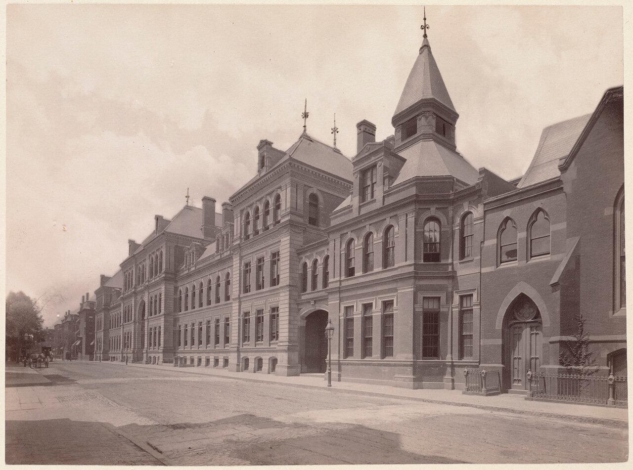 1893. Английская школа