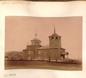 Михайло-Архангельсая церковь в Чите