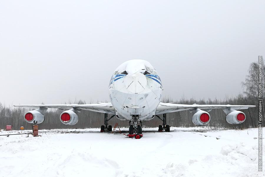 Ил-86. СССР-86003