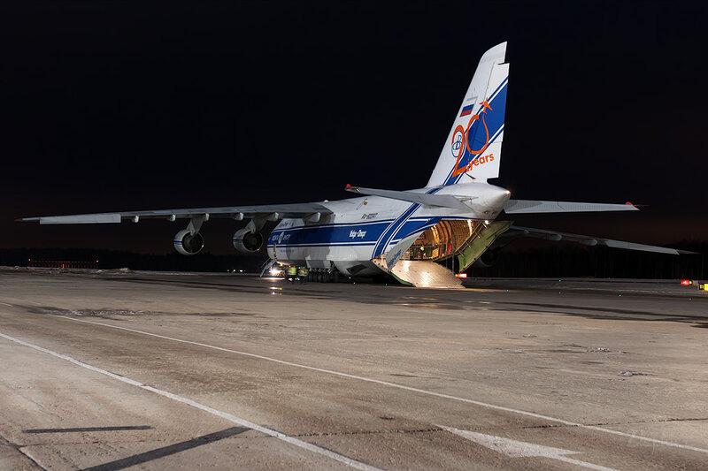 Антонов Ан-124-100 (RA-82047) Волга-Днепр D707868
