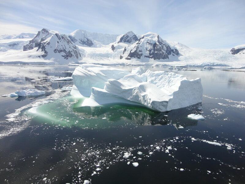 секреты антарктиды фото стильная обувь