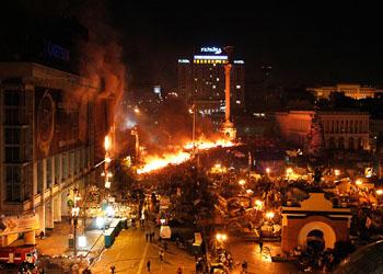 В Киеве осколками гранаты ранен гражданин Молдовы