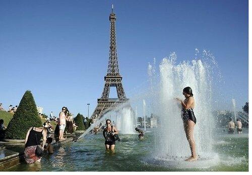 Европейская смертность от жары выросла в 21 веке вдвое!