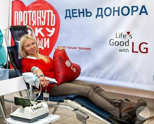 Татьяна Тотьмянина совместно с Вячеславом Малафееым сделали благое дело!