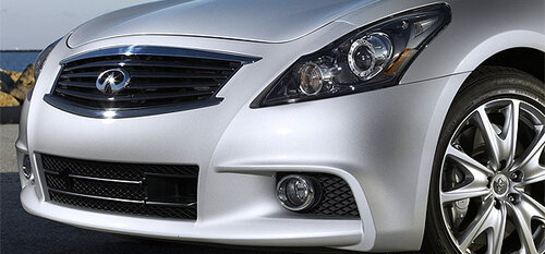 Премьера седана Infiniti Q40 состоится в будущем году