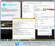 Windows 8.1 Pro Wind x86x64 by Bukmop Ru