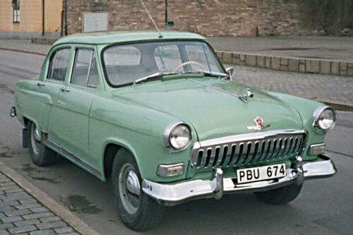 Волга ГАЗ-21 – Мечта №21
