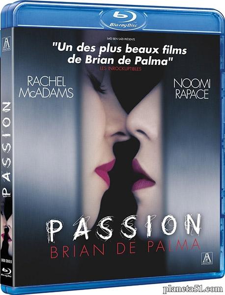Страсть / Passion (2012/HDRip)