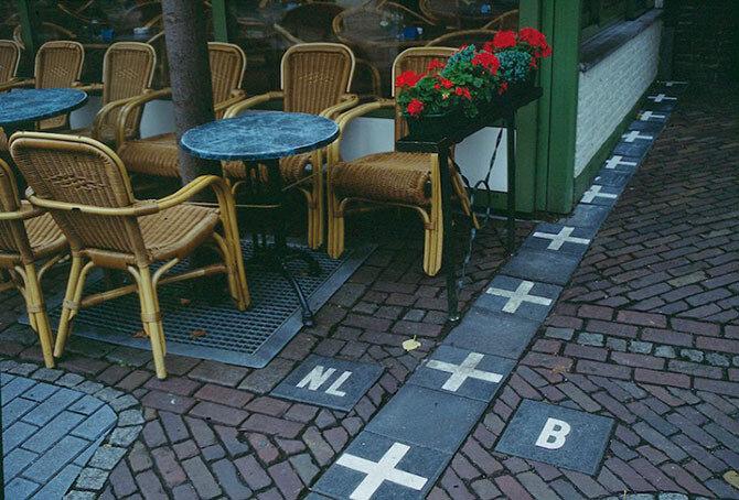 голландия бельгия граница