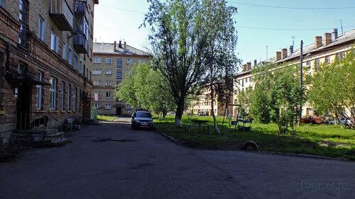 Фото города Инта №5175  Гагарина 13, 11, 7 и 5 16.07.2013_12:31