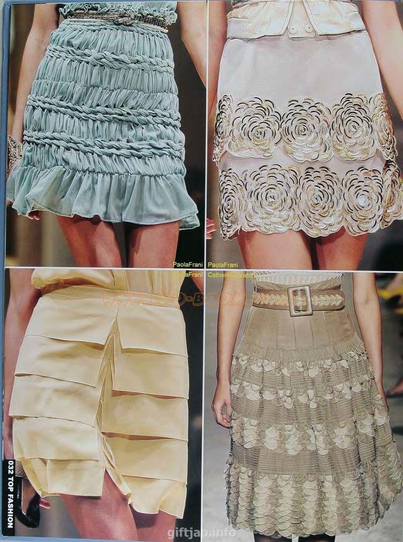 Декор блузки