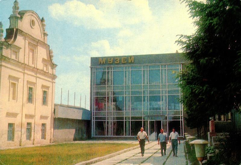 Винницкий краеведческий музей (фото Г. Угриновича)