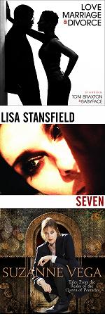 Рецензии на альбомы Toni Braxton & Babyface / Lisa Stansfield / Suzanne Vega