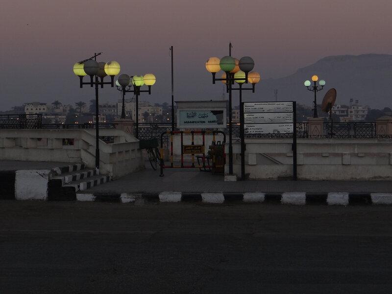 Вылазки из Хургады.