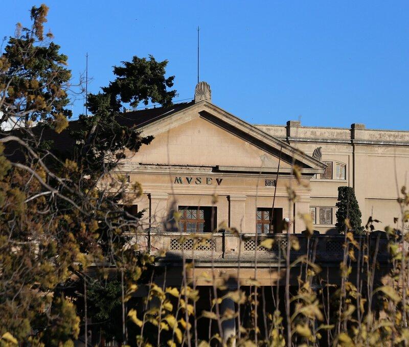 Таррагона. Музей раннего христианства