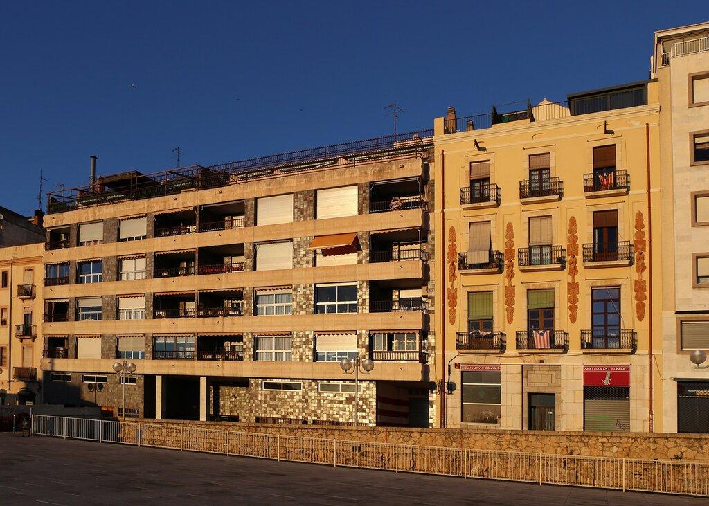 Таррагона. Нижний город