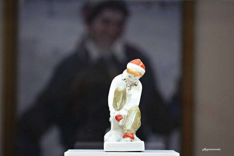 Выставка в ГУМе