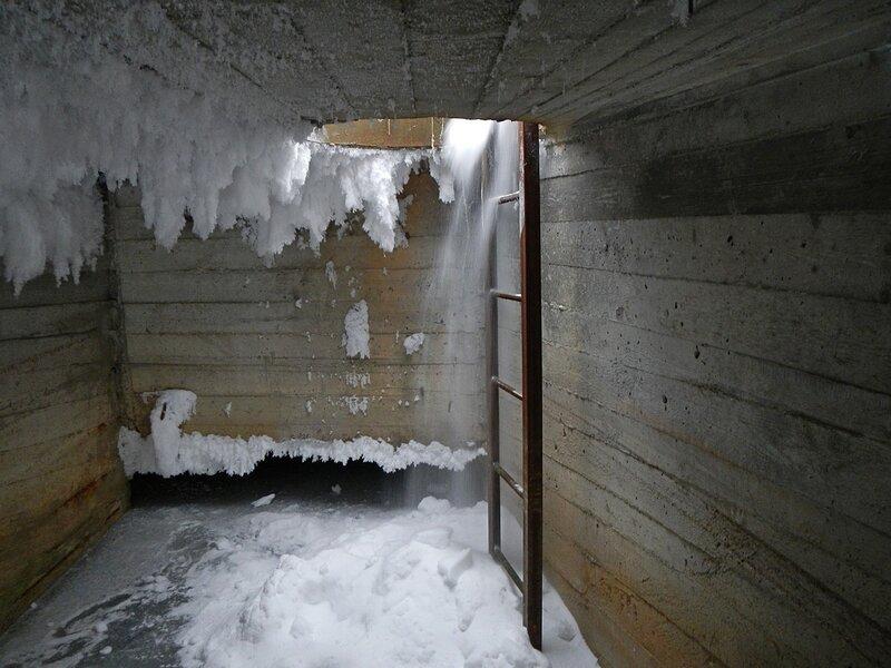 Залаз в тоннель