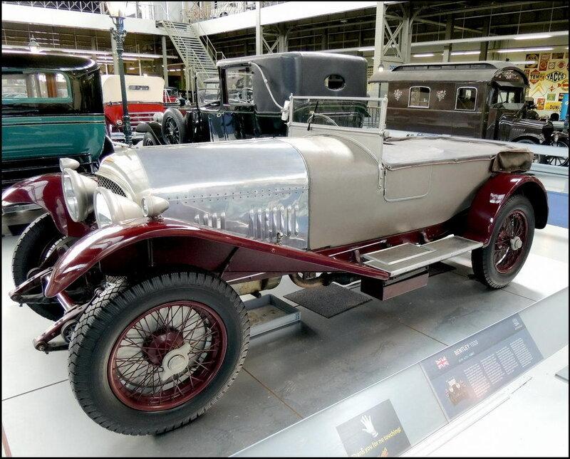 Autoworld 8040 Bently 1928