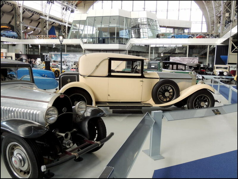 Autoworld 8119 Rolls-Royce Phantom 1 1926
