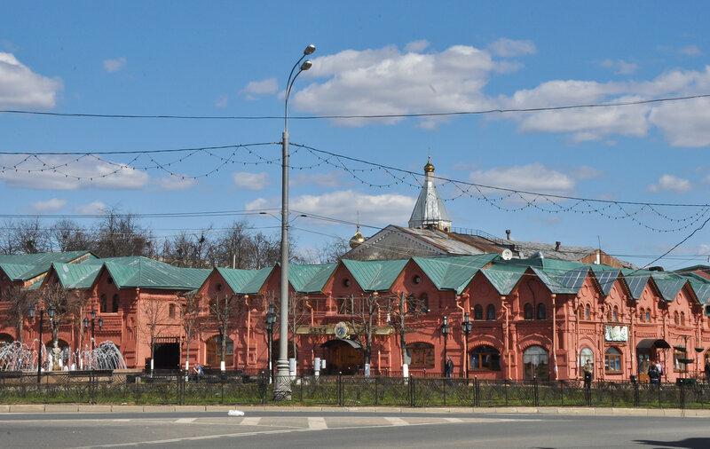 Мемориальный комплекс с арками и колонной Клин памятник с семейный Добрянка