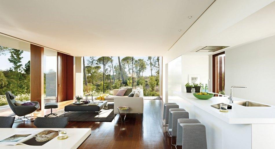 Одноэтажная Villa Indigo в историческом регионе Испании