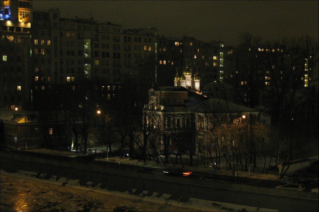 Храм Святителя Николая (Троицы Живоначальной)
