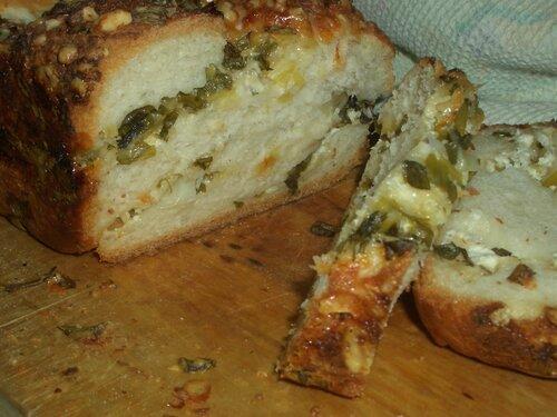 кранч с луком и сыром