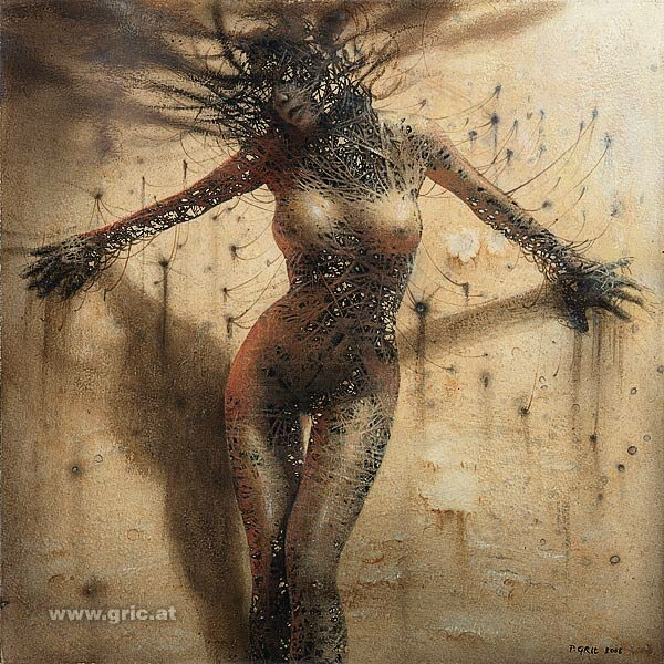Peter Gric - Reconfiguration IV