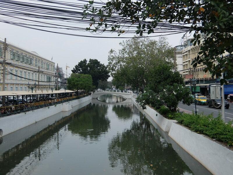 Бангкок - Канал