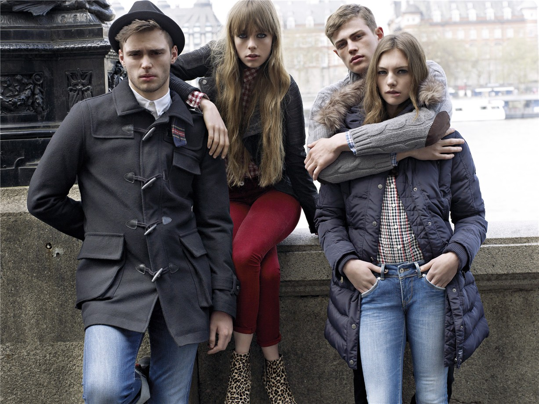 Мода Джинсы Зима 2015 С Доставкой
