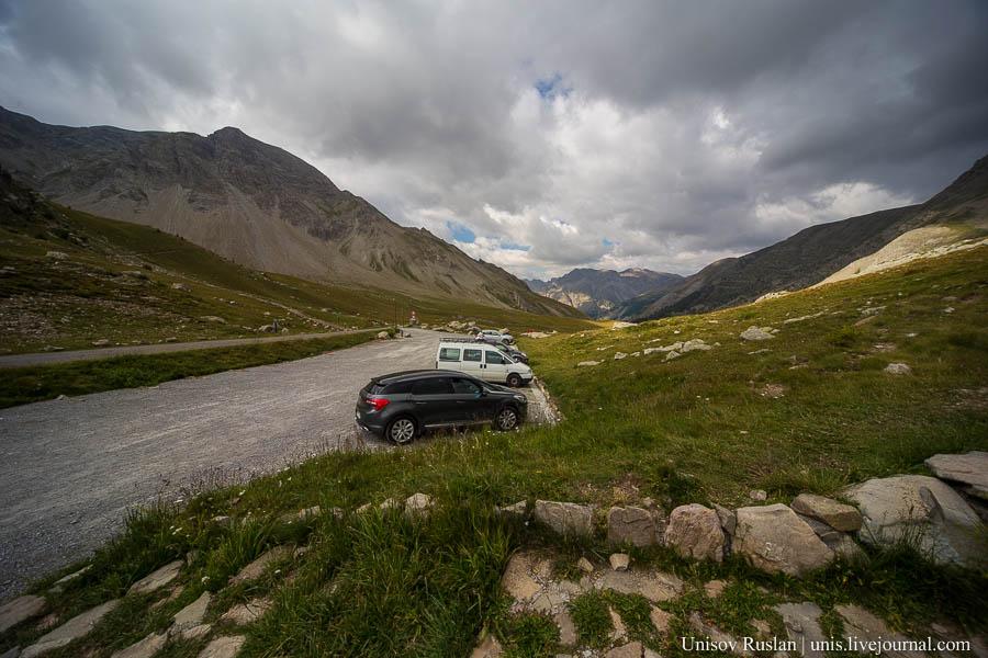 Путешествие на машине по Европе