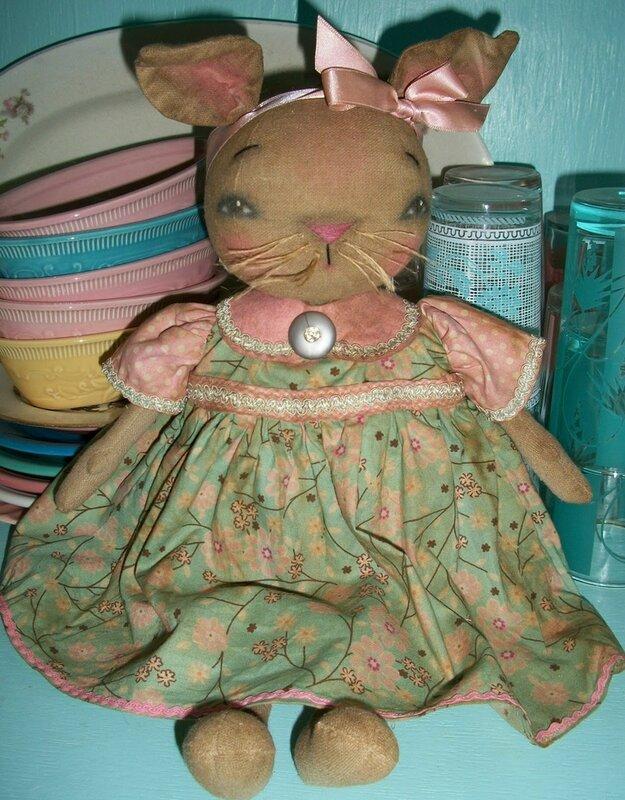 Смешные чердачные куклы своими руками 9