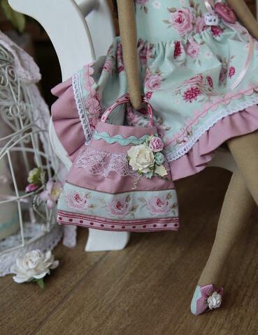 сумочка для куклы