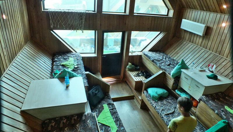 Лагерь океан владивосток фото комнат