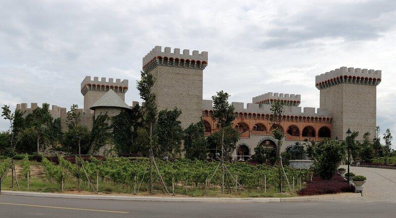 Винный замок
