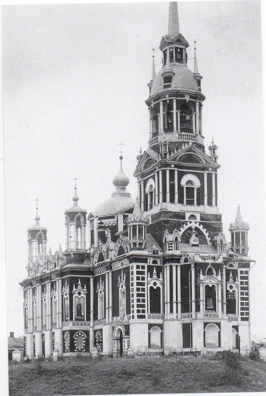 Никольский собор. Вид с запада