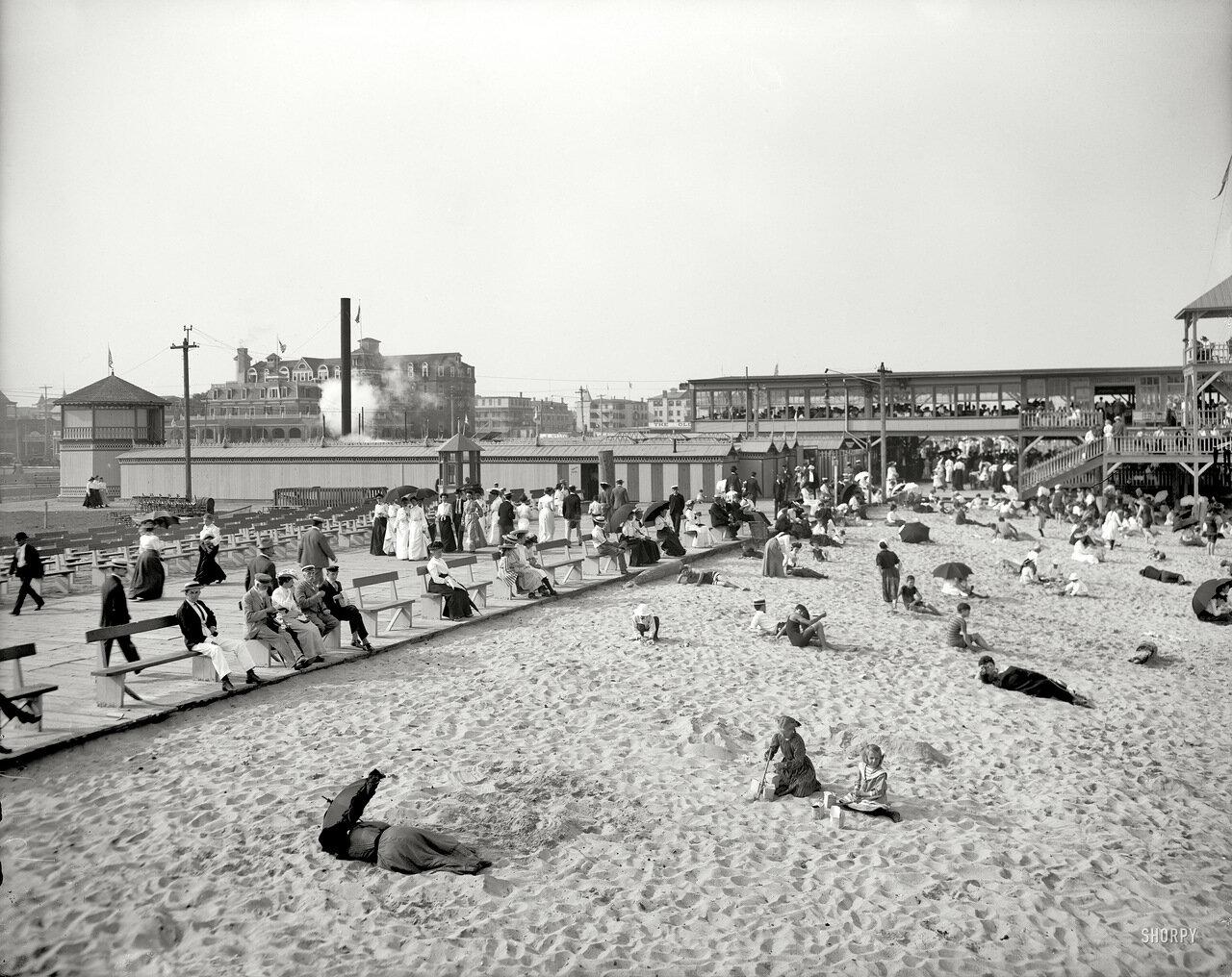 1905. Привет из Асбери-парка
