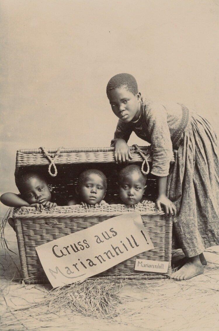 Южная Африка, 1909