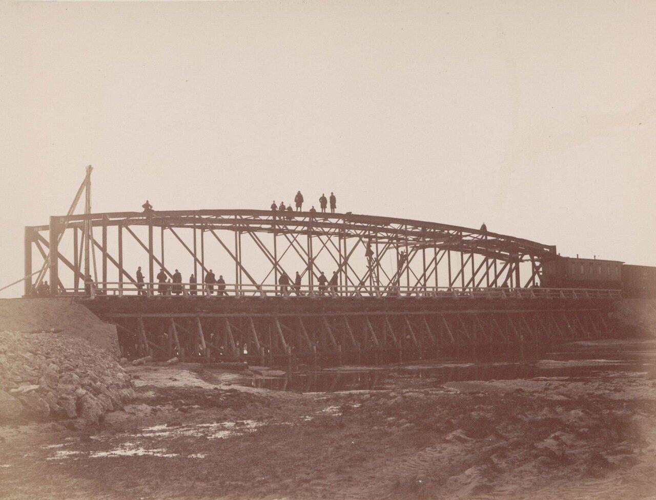 Железнодорожный мост возле Кельце